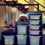 Ambiente preparado para niños (Montessori)